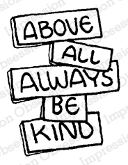 Always About Kind