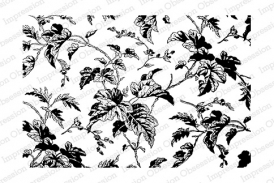Leafy Vine Background