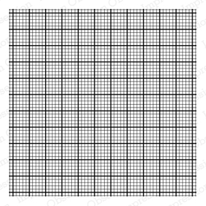 Cover-a-Card Graph Paper