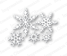 Sm. Snowflake Set - TEMPORARILY OUT OF STOCK