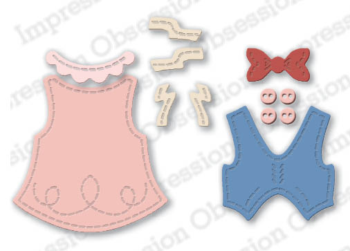 Sm. Gingerbread Accessories