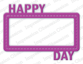 Happy Day Frame