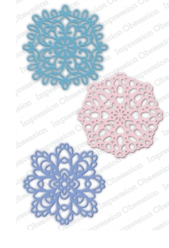 Winter Doilies