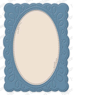 Quilted Frame