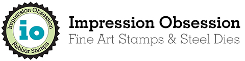 Impression Obsession Rubber Stamps