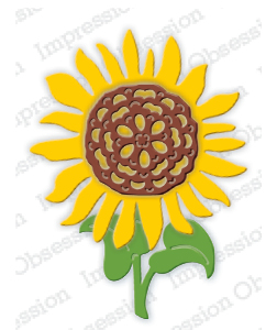 Sunflower Die Set